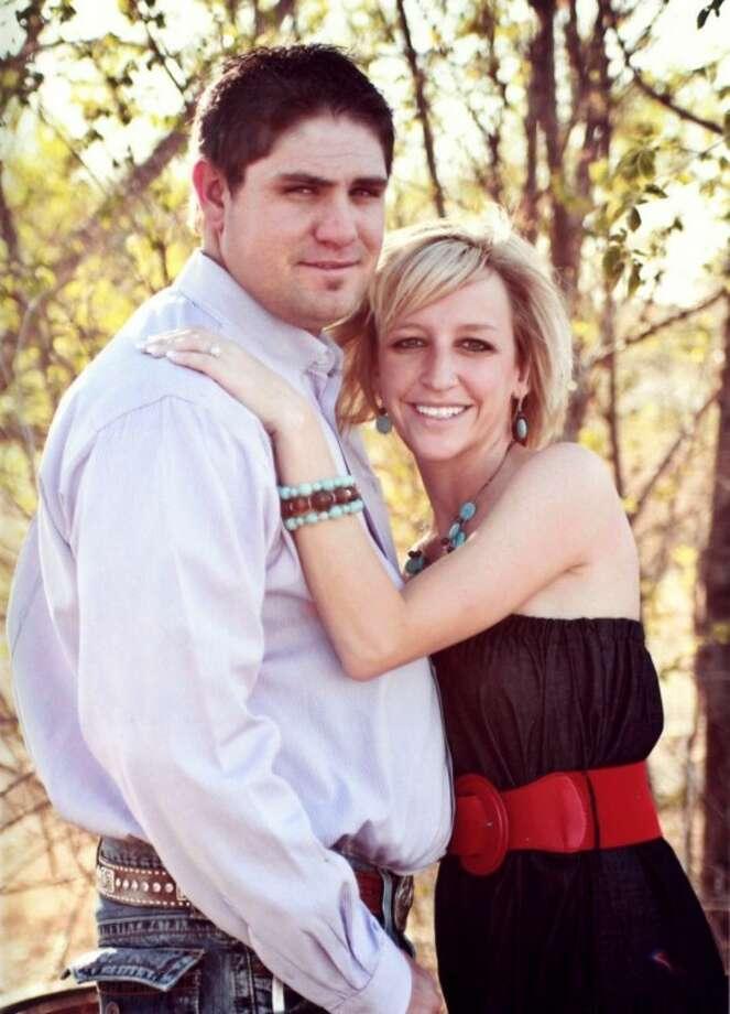 Brandon Shane Cantrell & Jodi Belle Griffin