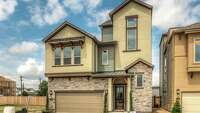 Suburban homebuilder develops new Greater Heights neighborhood - Photo