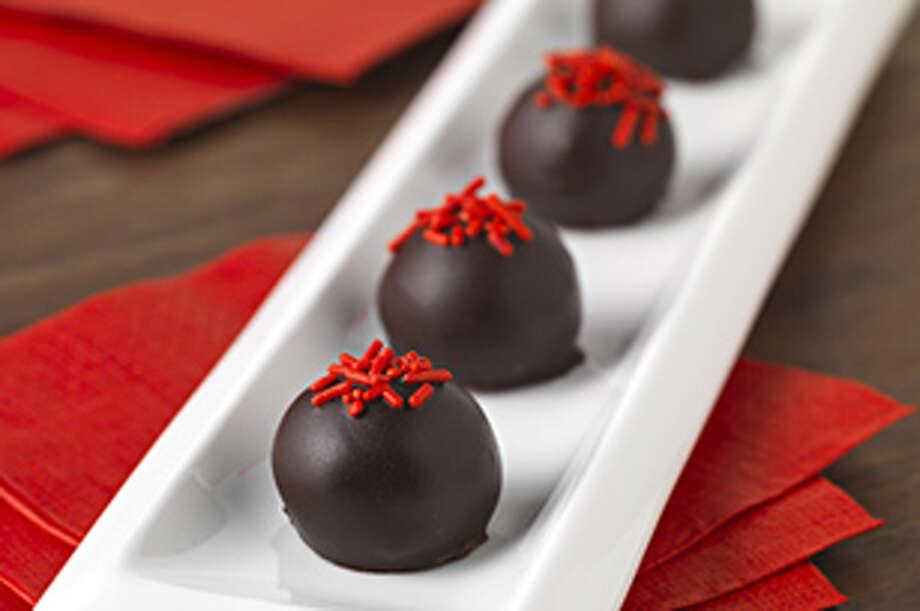 Kraft.comRed velvet cookie balls