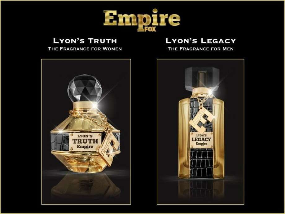Fox's hit show, Empire, is launching two fragrances - Legacy for men's and Truth for women - available at Macy's in September. Photo: Courtesy Photo