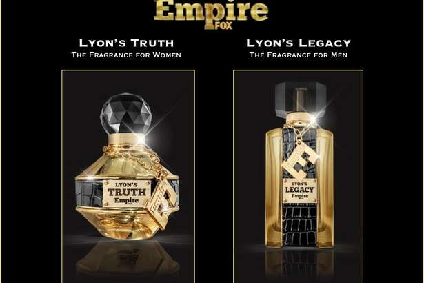 Fox's hit show, Empire, is launching two fragrances - Legacy for men's and Truth for women - available at Macy's in September.