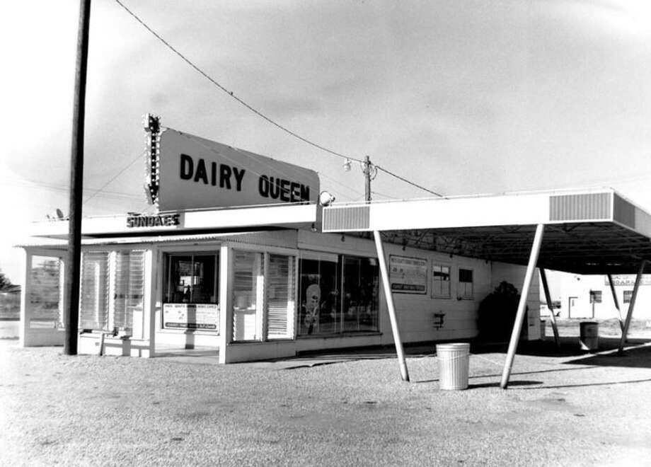 Herald File PhotoPlainview's Dairy Queen drive-in restaurant at 301 N. Columbia is shown in 1963. The popular stop for lunch and/or a treat operated on what was then the Lubbock Highway for about 25 years before closing in 1976.