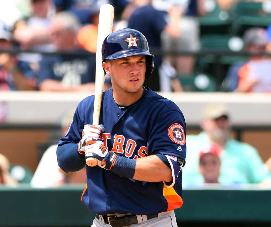 Alex Bregman will make his big-league debut for the Astros tonight against the New York Yankees.Browse through the photos for everything you need to know about the Astros' top prospect. Photo: Mark Cunningham/MLB Photos Via Getty Images