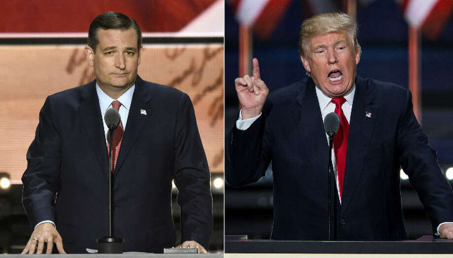 Bad Lip Reading took the footage of Ted Cruz's RNC speech and changed the words quite a bit to reveal a hilarious new narrative.Continue clicking to see other social media reactions of the RNC. Photo: Getty Images