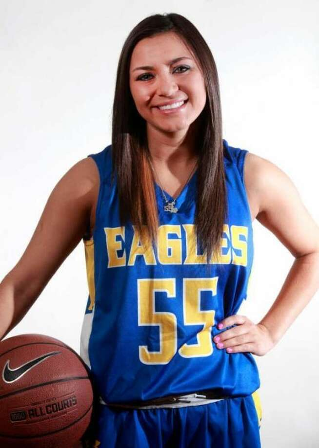 Ashlee De La Cruz signed to play at Wayland Baptist University. She played for first-year Flying Queens coach Alesha Robertson the past two years at Lubbock Christian High School. Photo: Wayland Baptist University Photo