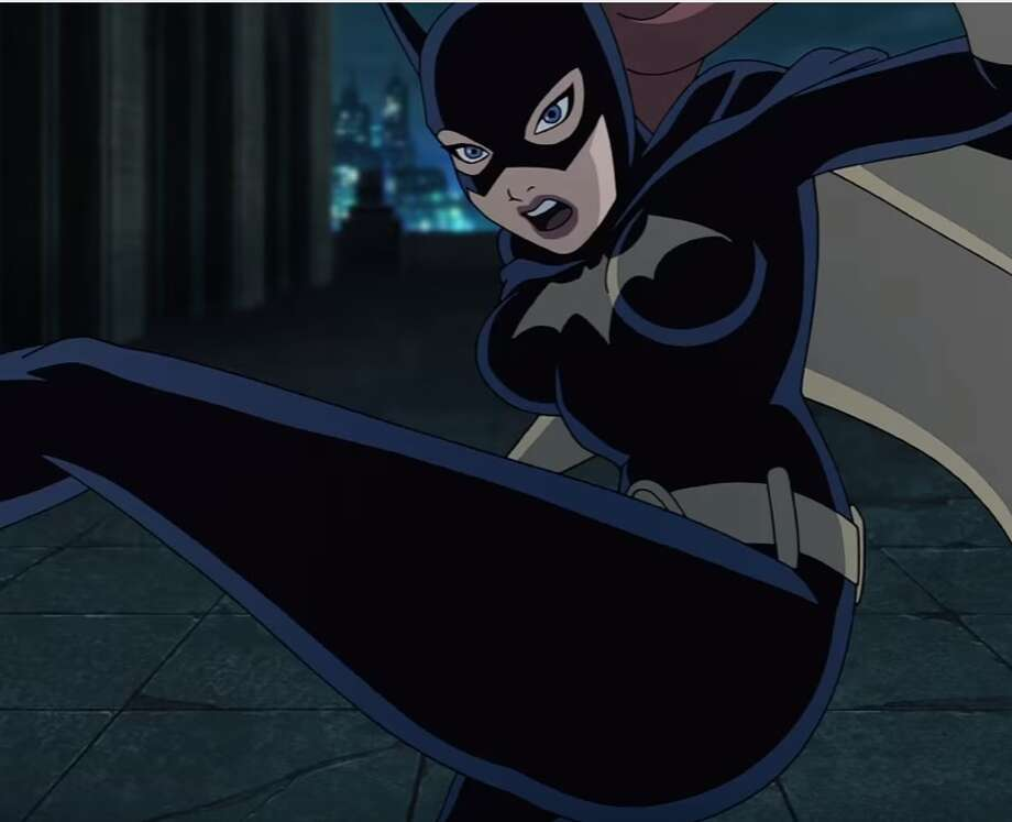 """""""Batman:The Killing Joke"""" was met with some controversy when it premiered at the San Diego Comic-Con on Friday, July 22, 2016.Some fans felt the creators focused more on who Barbara Gordon (Batgirl) was dating rather than about her specifically. Photo: Warner Brothers"""