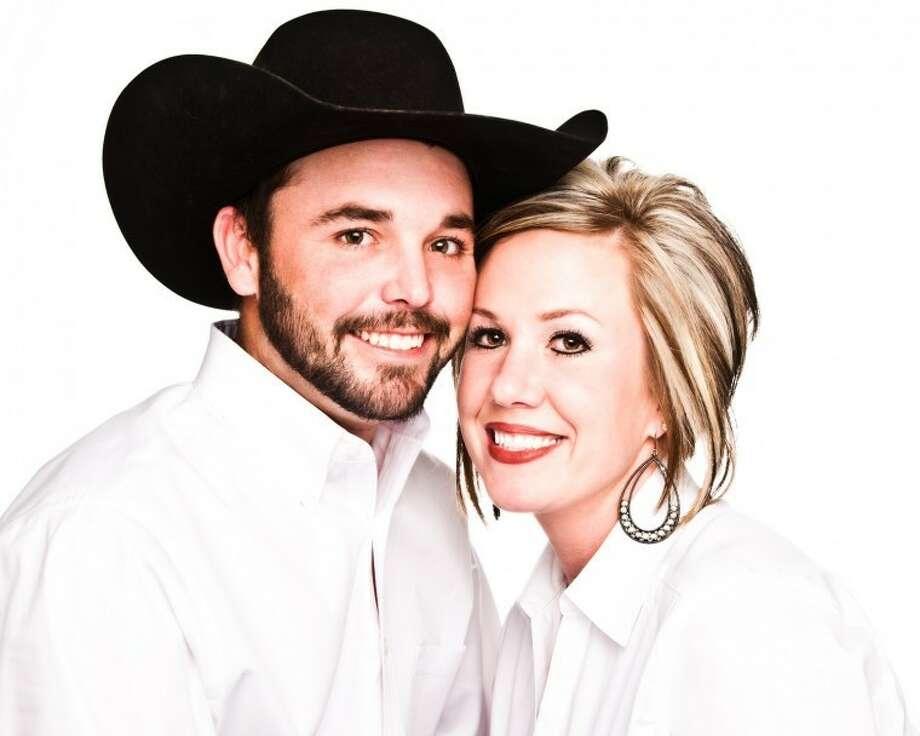 Clay Igo and Lindsey Akins