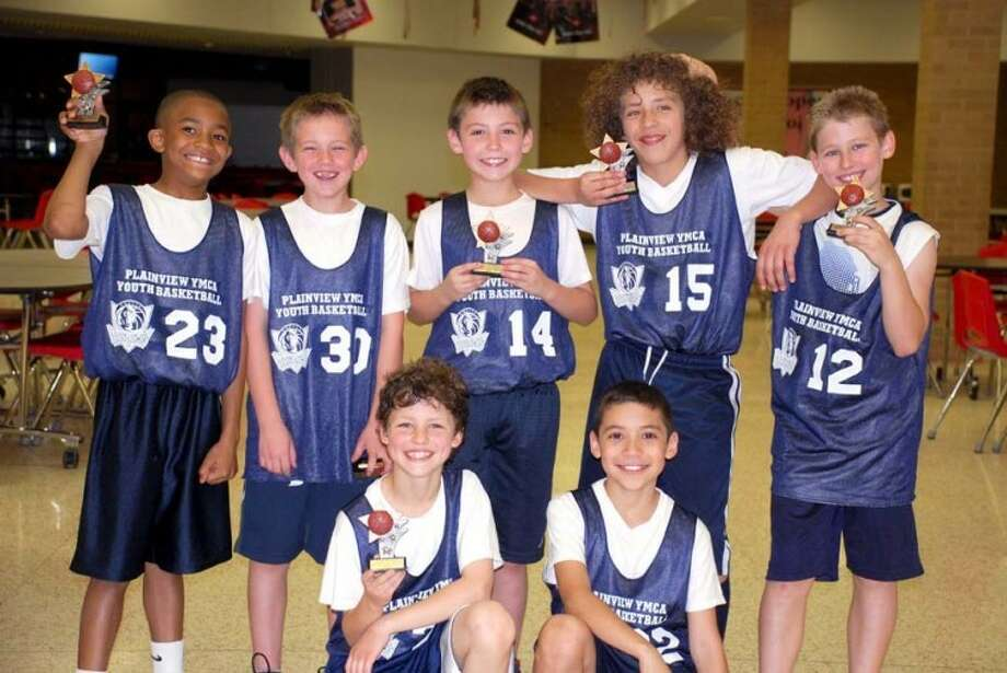 Courtesy PhotoAfter practicing less than a week, this team of fourth graders finished second in a basketball tournament at Lubbock Cooper last weekend. After going undefeated in pool play, the team made it all the way to the championship game before falling by five points. Team members are (back, from left) Ryan Jackson, Kole Mayberry, Tristan McCaslin, Matthew Garza, Peyton McNutt; (front) Will Rossi and Jarren Isaguirre. Coaches are Mike McNutt, Larry Rossi and Lance McCaslin. Photo: Courtesy Photo