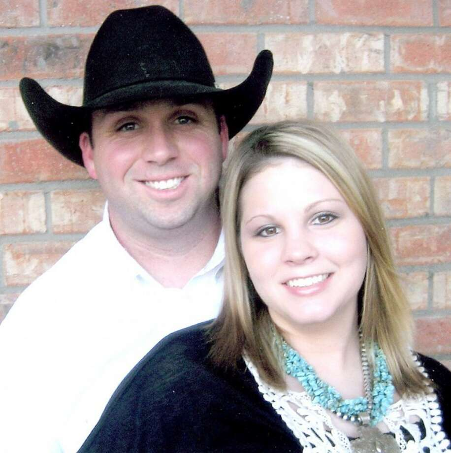 Ben Cothran & Ellen Hart Photo: Picasa
