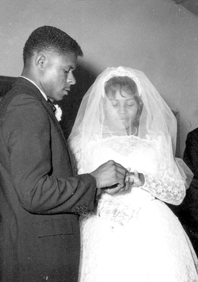 Fred and Emma Herring 1962 Photo: Picasa
