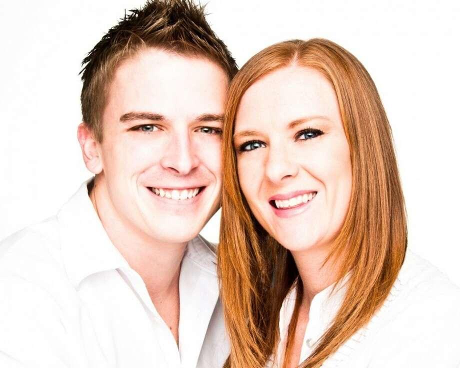 Allen Hayes and Rachel Wright