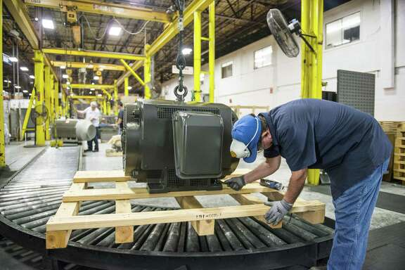 Texas factory activity stabilized in July after two months of decline, but the downturn in oil and gas still weighs heavily on the industry, according to a monthly survey of business executives by the Federal Reserve Bank of Dallas.