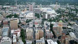 Downtown is one of the places in San Antonio where new and renovated housing is on the upswing.