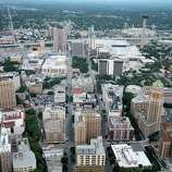 downtown is one of the places in san antonio where new and renovated housing is on