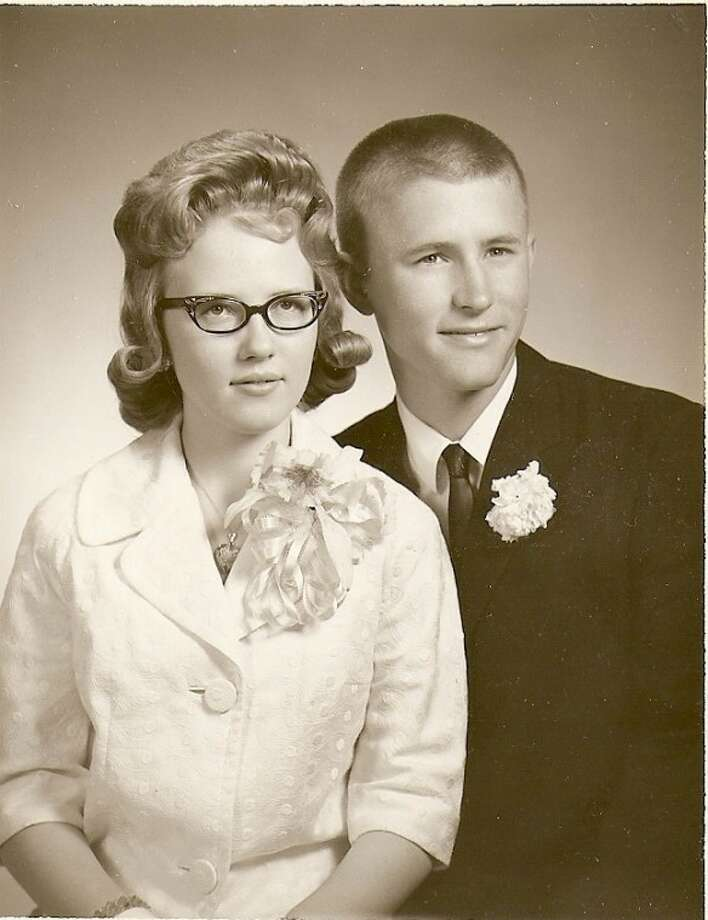 Lynette and Calvin Foster 1962 Photo: Picasa