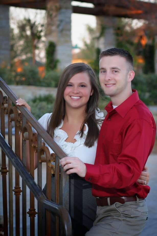Kallie Dixon and Jacob Nichols Photo: Picasa