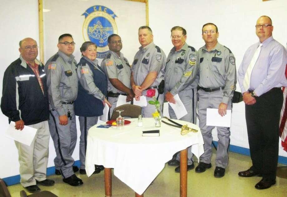 tdcj correctional officer