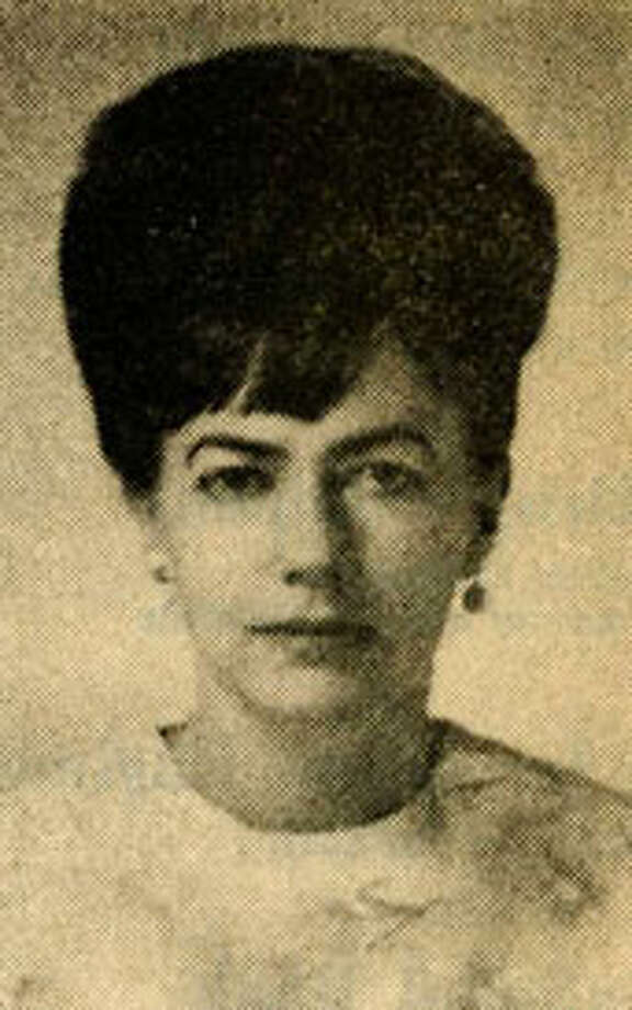 Anna Januta is shown shortly after she married and moved to Plainview from San Antonio. Photo: Courtesy Photo
