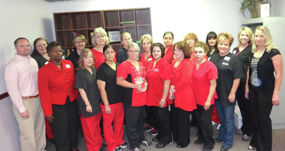 Interim Healthcare of Plainview was recently recognized at national conference.