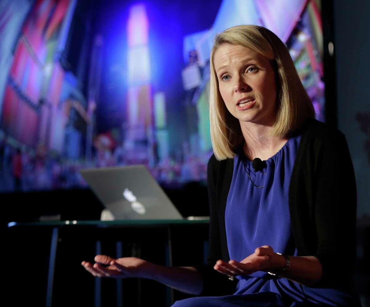49. Yahoo Inc.: Down 23.36 percent 2006 Price: $40.97 2016 Price: $31.40 Computer and Technology Ticker: YHOO (Yahoo CEO Marissa Mayer)