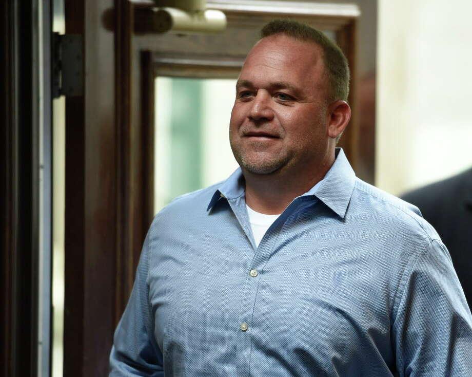 Ex-Rensselaer County jail guard begins sentence - Times Union