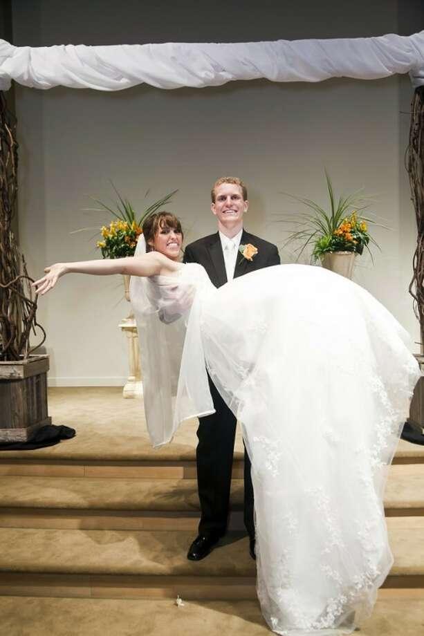 Mr. & Mrs. James Ward(Sarah Horn)