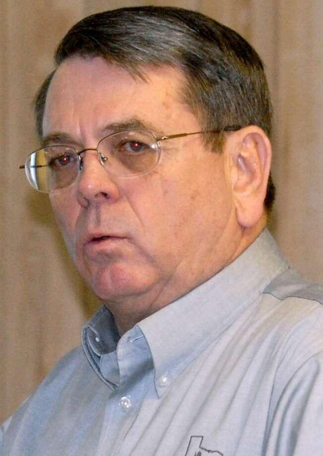 Texas Corn Producers Board Executive Director David Gibson