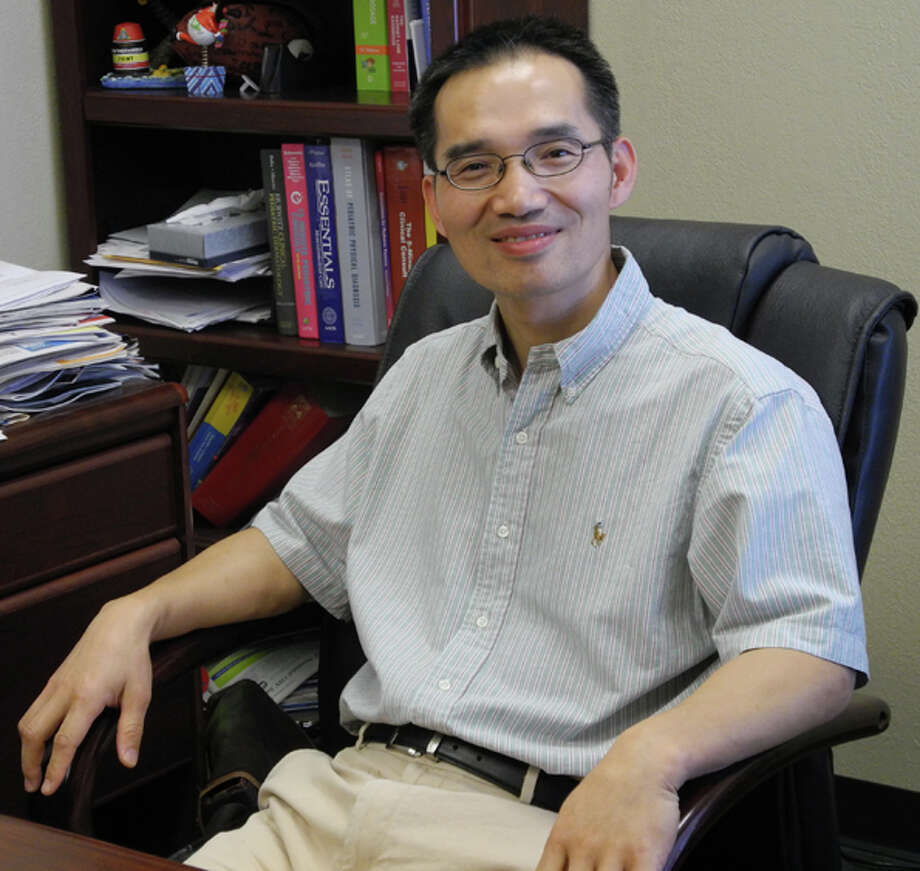Dr. Baoping Qian is a board-certified pediatrician with Regence Health Network. Photo: Gail M. Williams | Plainview Herald