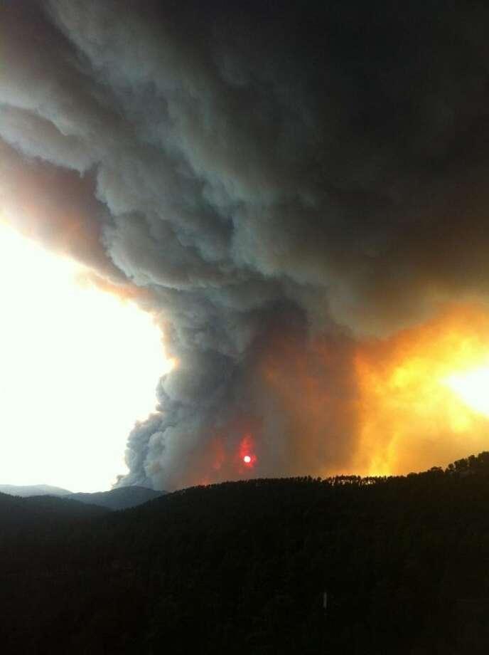 Big Bear fire