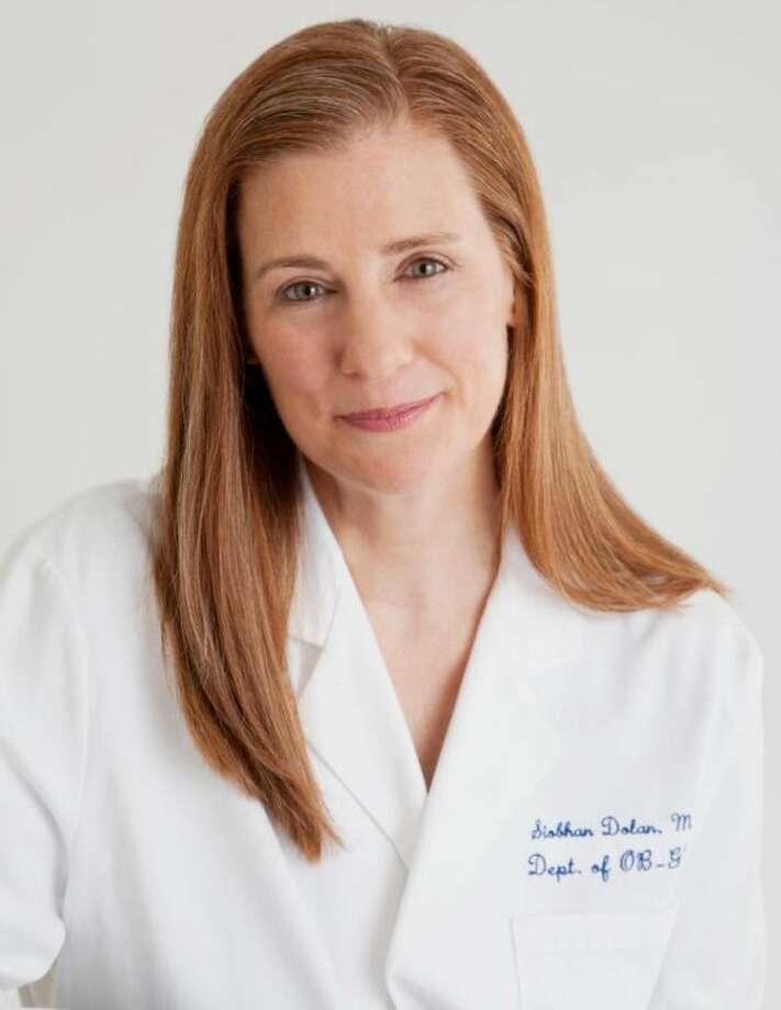 Dr. Siobhan Dolan, M.D. and M.P.H. Photo: Jennifer Coate