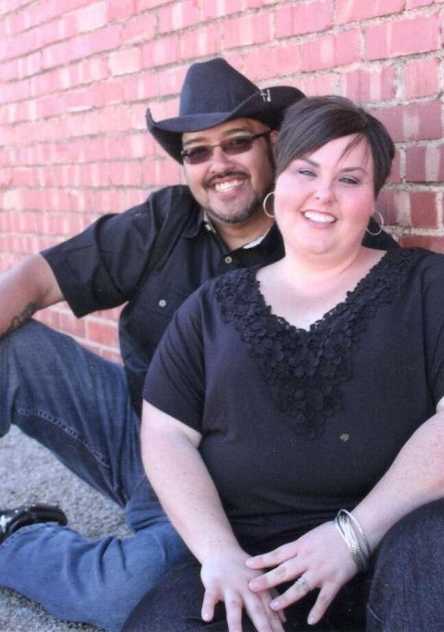 Trisha Crotinger and Josue Blanco