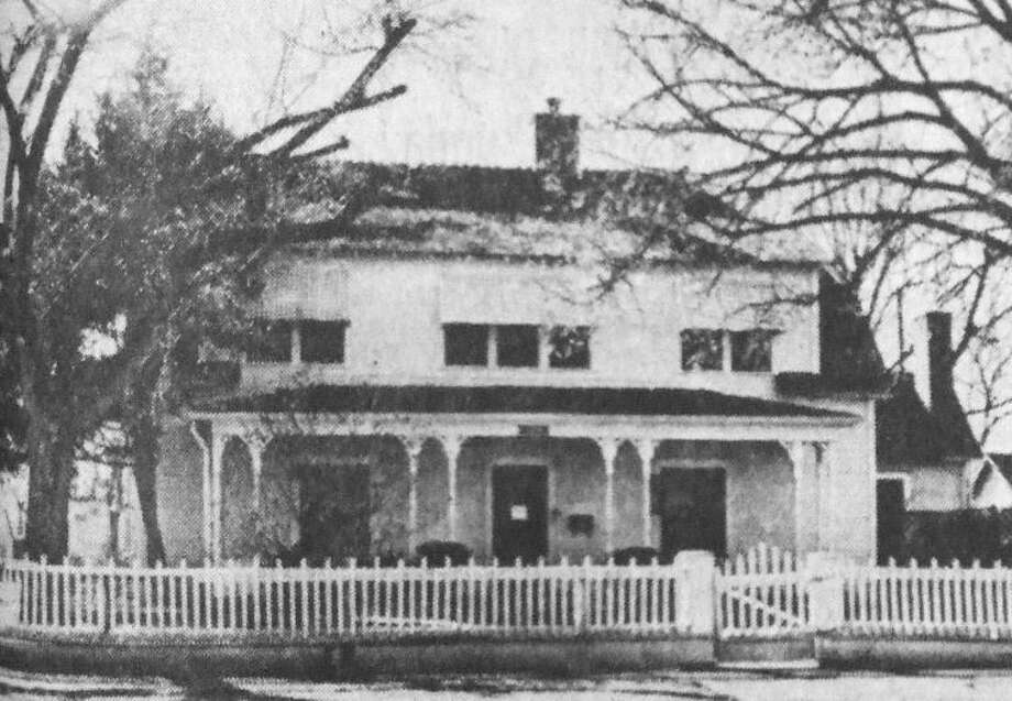 Commonly known as the Knight House after its former owner, L.A. Knight, a stately two-story residence at 703 Frenso St., and an important part of Plainview history, was demolished in September 1973 — exactly 40 years ago. It was once owned by the Texas Land and Development Co. The law offices of Owen, Voss, Owen and Melton PC were later built on the site. Photo: Herald File Photos