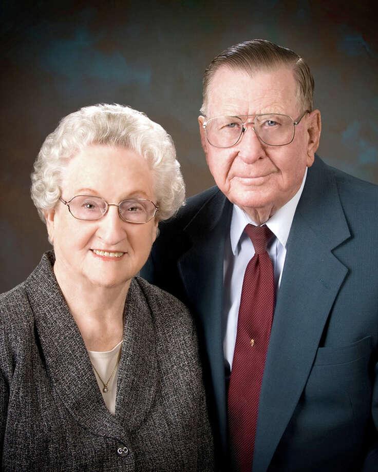 Christine and John Lyles Photo: Picasa