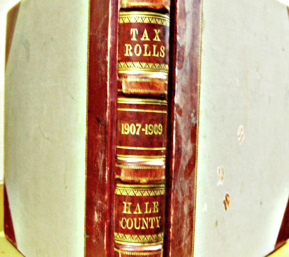 1907-09 Tax Rolls