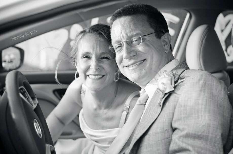 Mr. and Mrs. Robert Ballard Jr.Diane Berry Joyce
