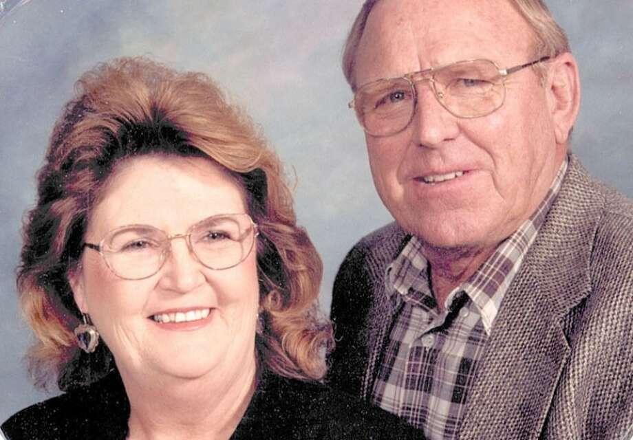 Mr. and Mrs. Brac McKinney Photo: Picasa
