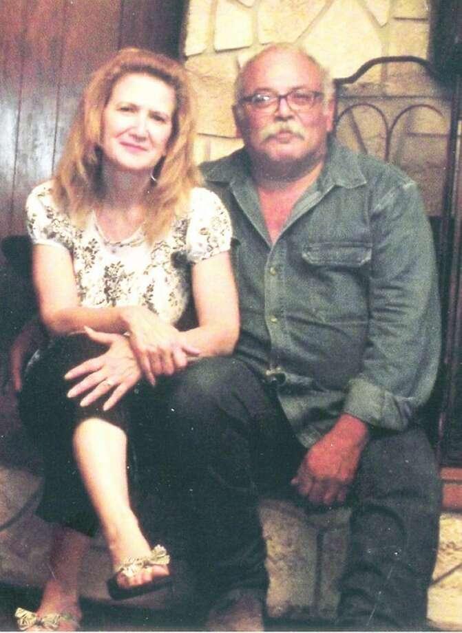 Norma Alaniz and Frank Arellano Photo: Picasa
