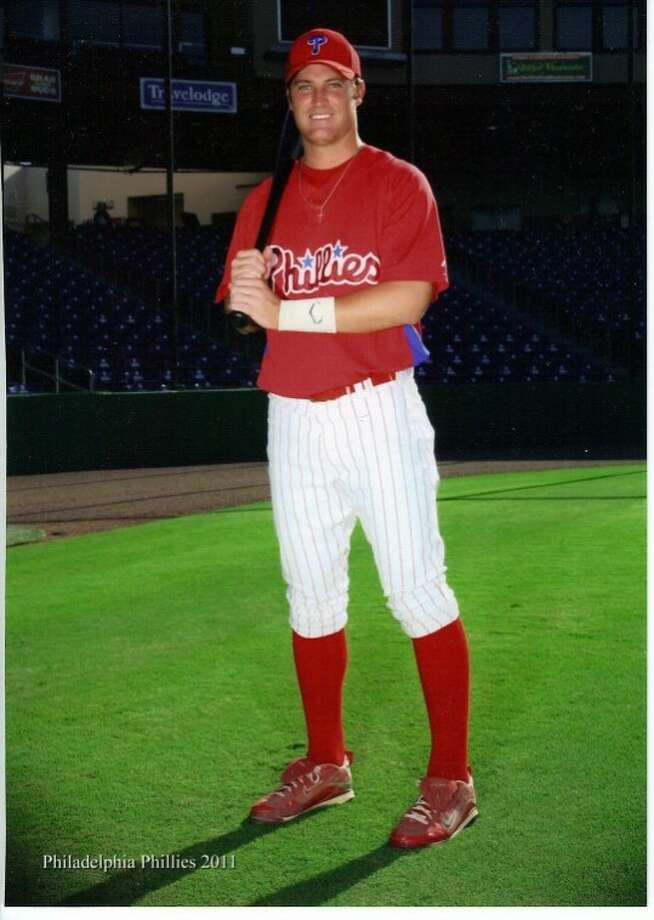 Plainview native Trey Ford was drafted three times by major league baseball organizations, finally deciding to go for his dream last summer when the Philadelphia Phillies chose him in the 14th round. After playing in Florida last year and this spring, Ford recently moved to Pennsylvania to play with the Phillies' Class A team, the Williamsport Crosscutters. Photo: Courtesy Photo