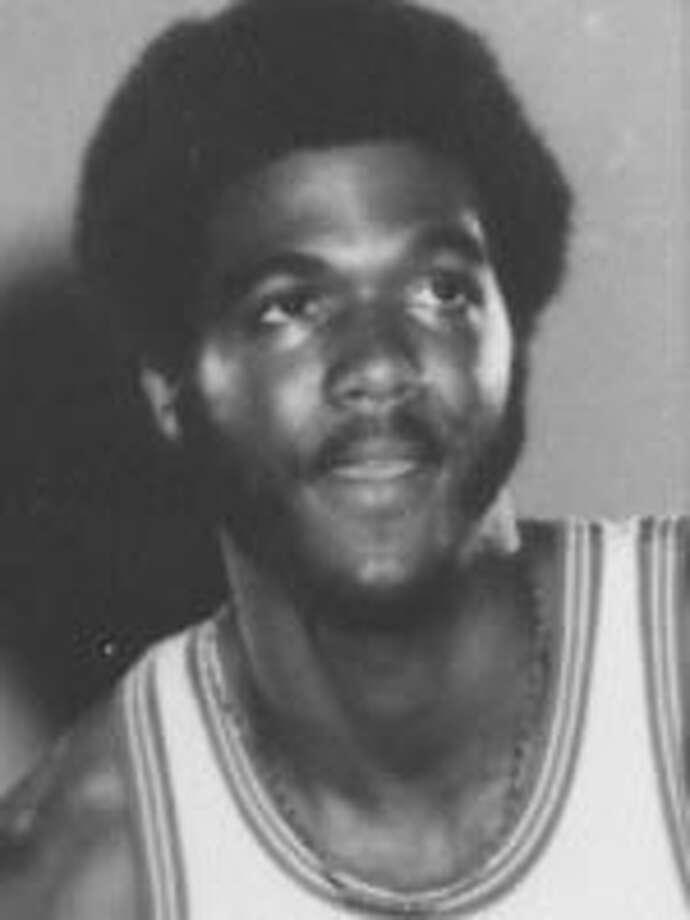 Dwight Jones University of Houston basketball 1971-73  University of Houston photo