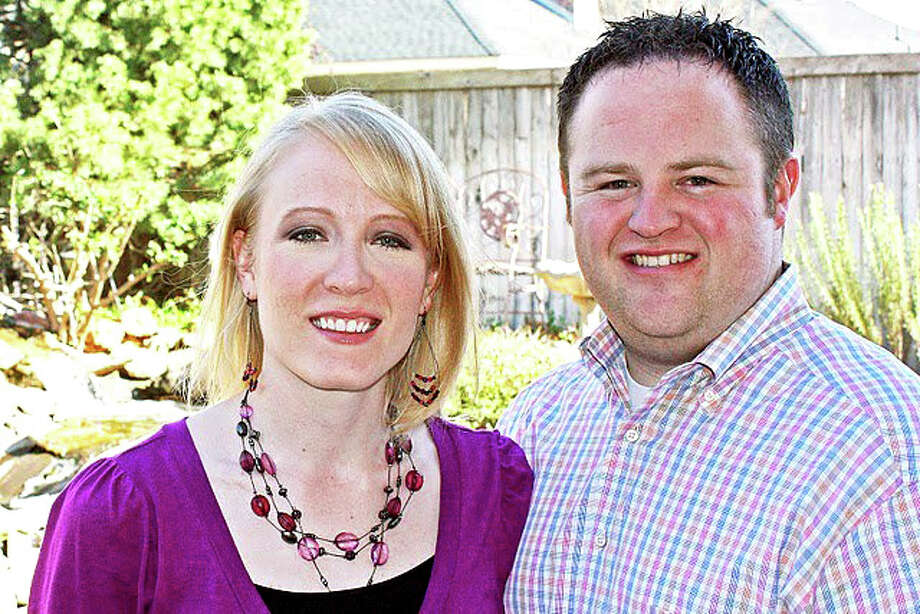 Andrea Turner and Justin Knowles