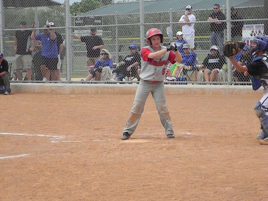 West Texas Express shortstop and Plainview's own Carson Hauk will be making a trip to historic Cooperstown for the 2012 National American Tournament of Champions. Photo: Courtesy Photo