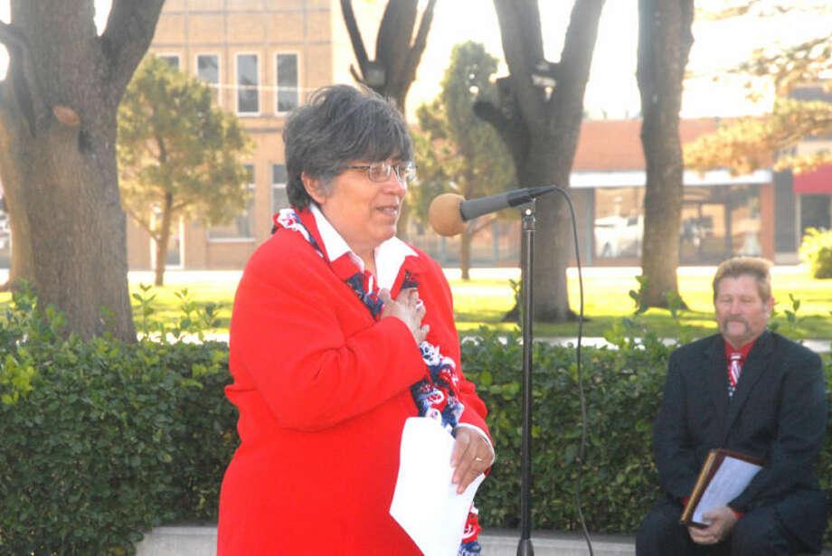 Judge Pat Hernandez