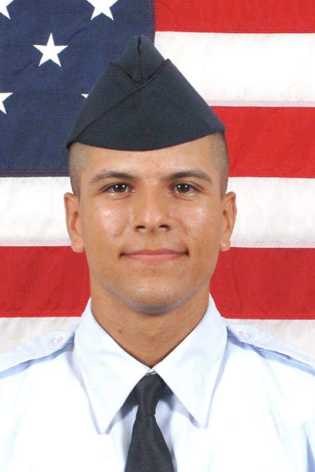 Air Force Airman Nelson A. Gonzalez