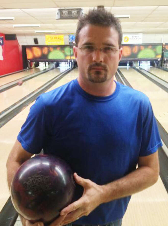 Plainview's Jonathan Rodgers achieved perfection recently with a 300 game at the Plainview Bowl. It was Rodgers' first 300 game in the 10 years he's been bowling. Photo: Courtesy Photo