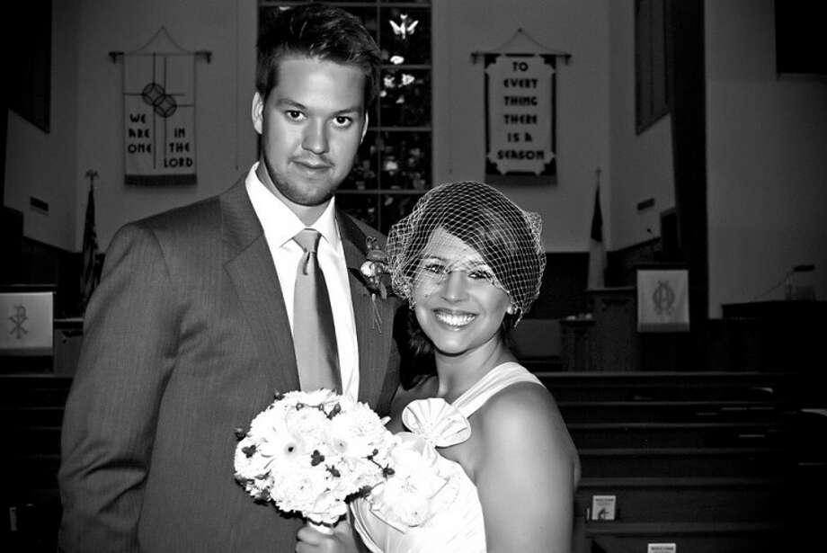 MR. & MRS. ANDREW BRUXVOORT(Katie Beth Crossland)