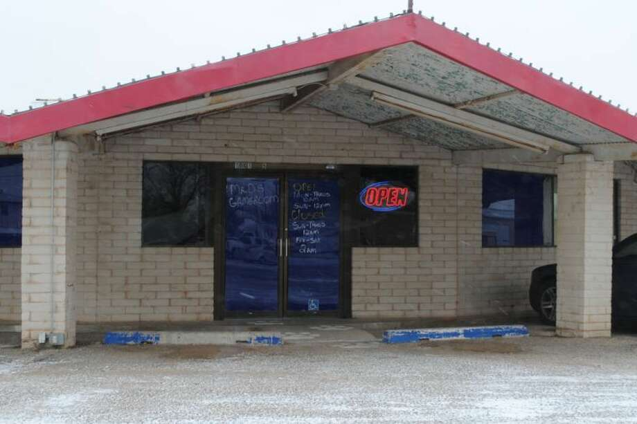 Ryan Crowe\Plainview HeraldOne of the items the Plainview City Council will hear Tuesday is the recommendation to approve an operation permit to Mr. D's Gameroom at its new location on Fifth Street.