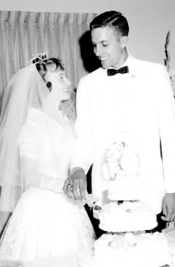 Mr. & Mrs. Wendell Dunlap 1961