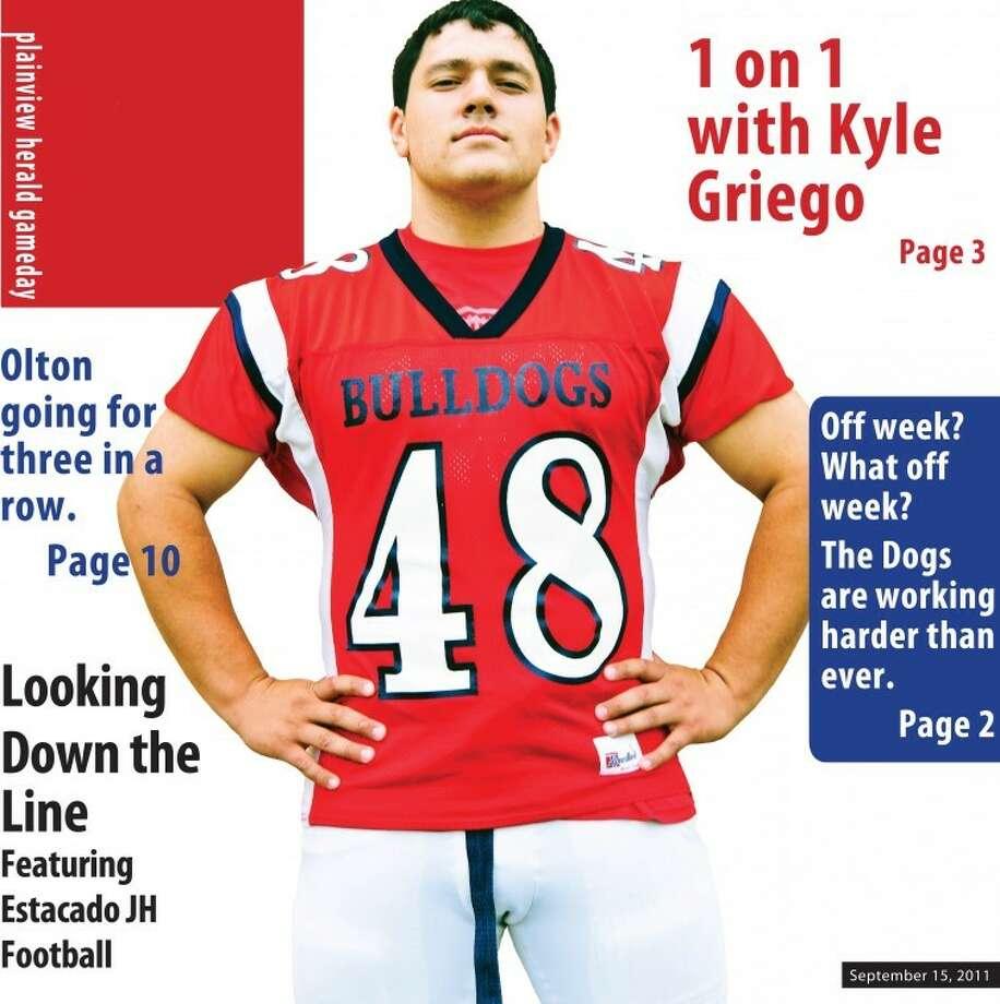 Kyle Griego Photo: Sports