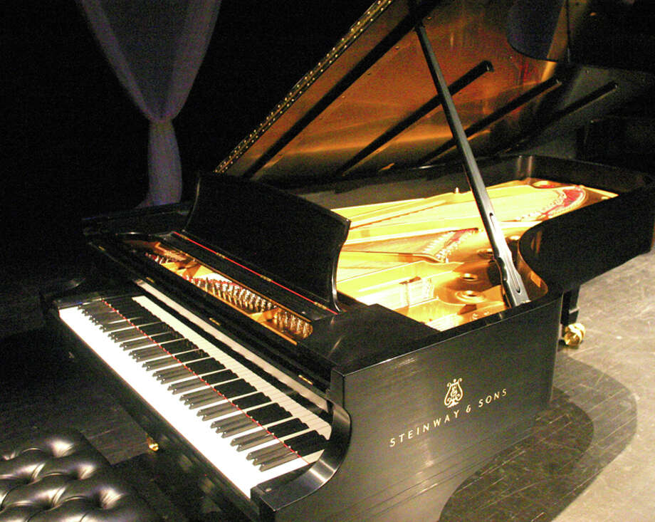 Wayland's new Steinway and Sons Model D Concert Grand Piano was the star of the show at Saturday night's Grand Evening.
