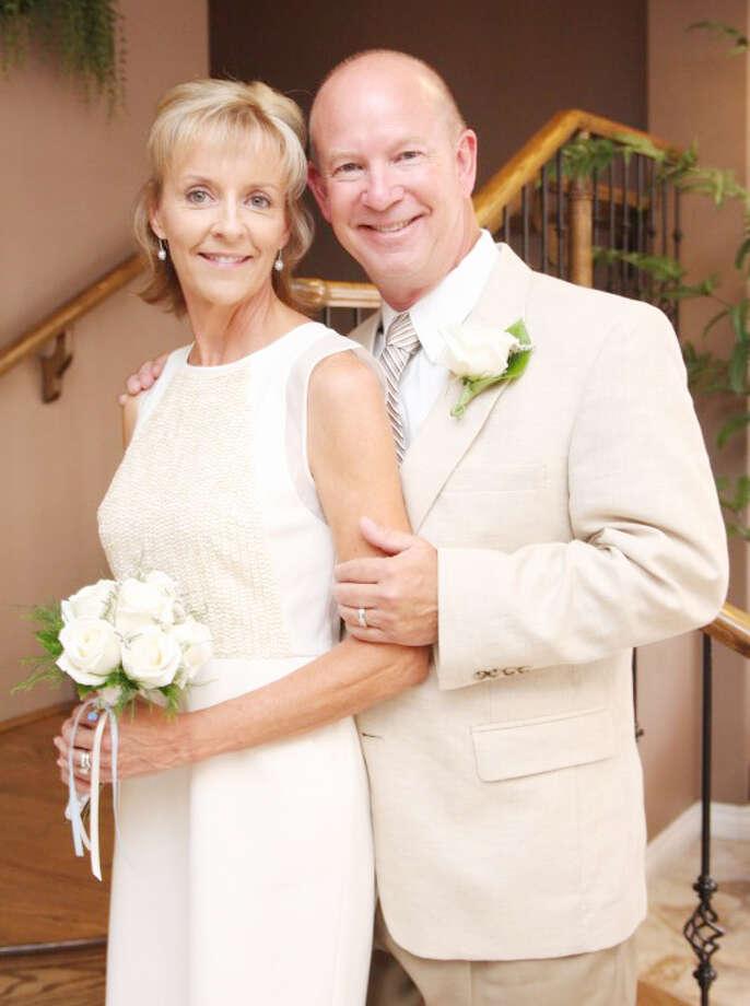Pamela McMahan and Marty Hood